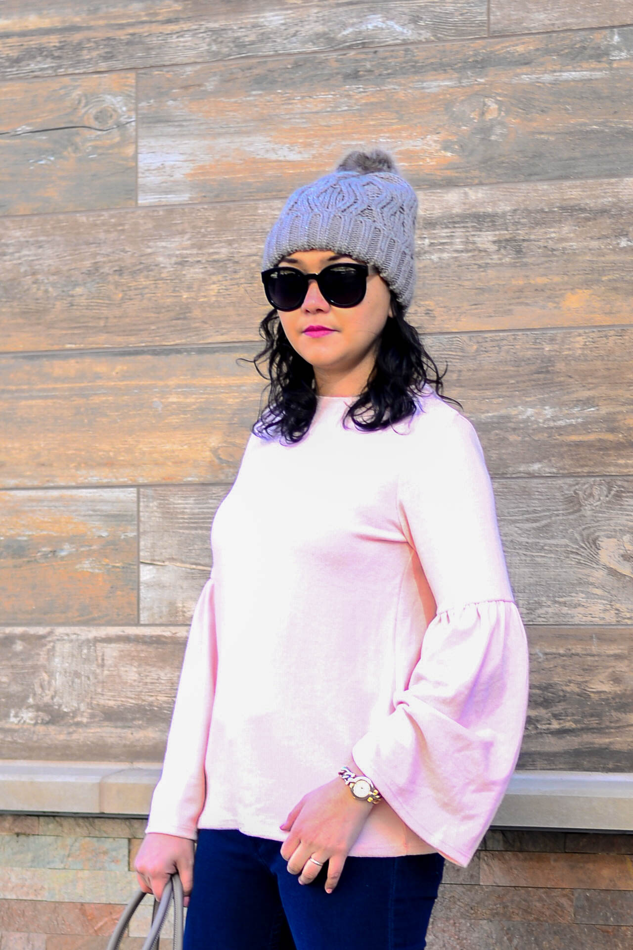 Blush Soft Touch Sweater
