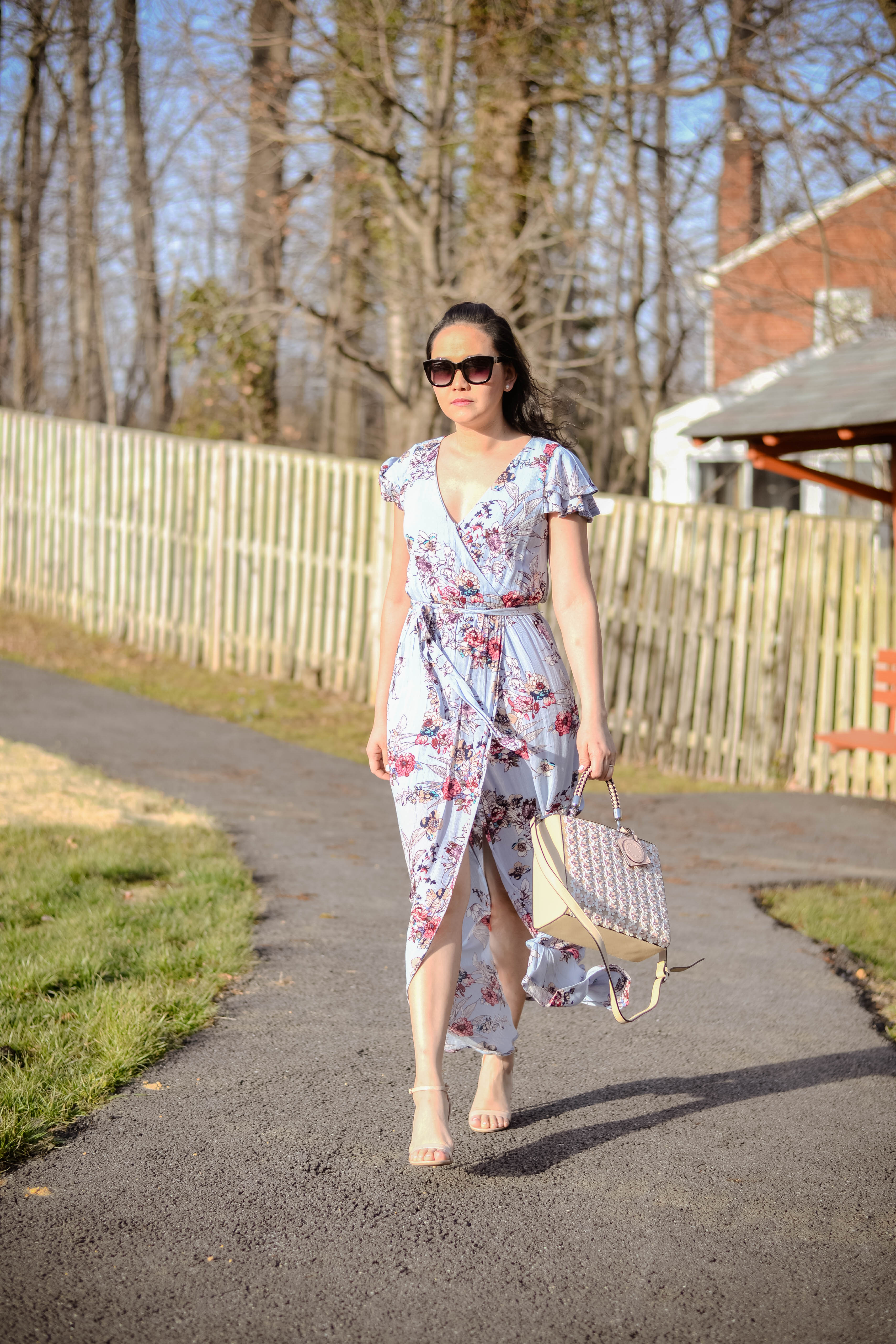 Spring Maxi Dresses to Add to your Wardrobe