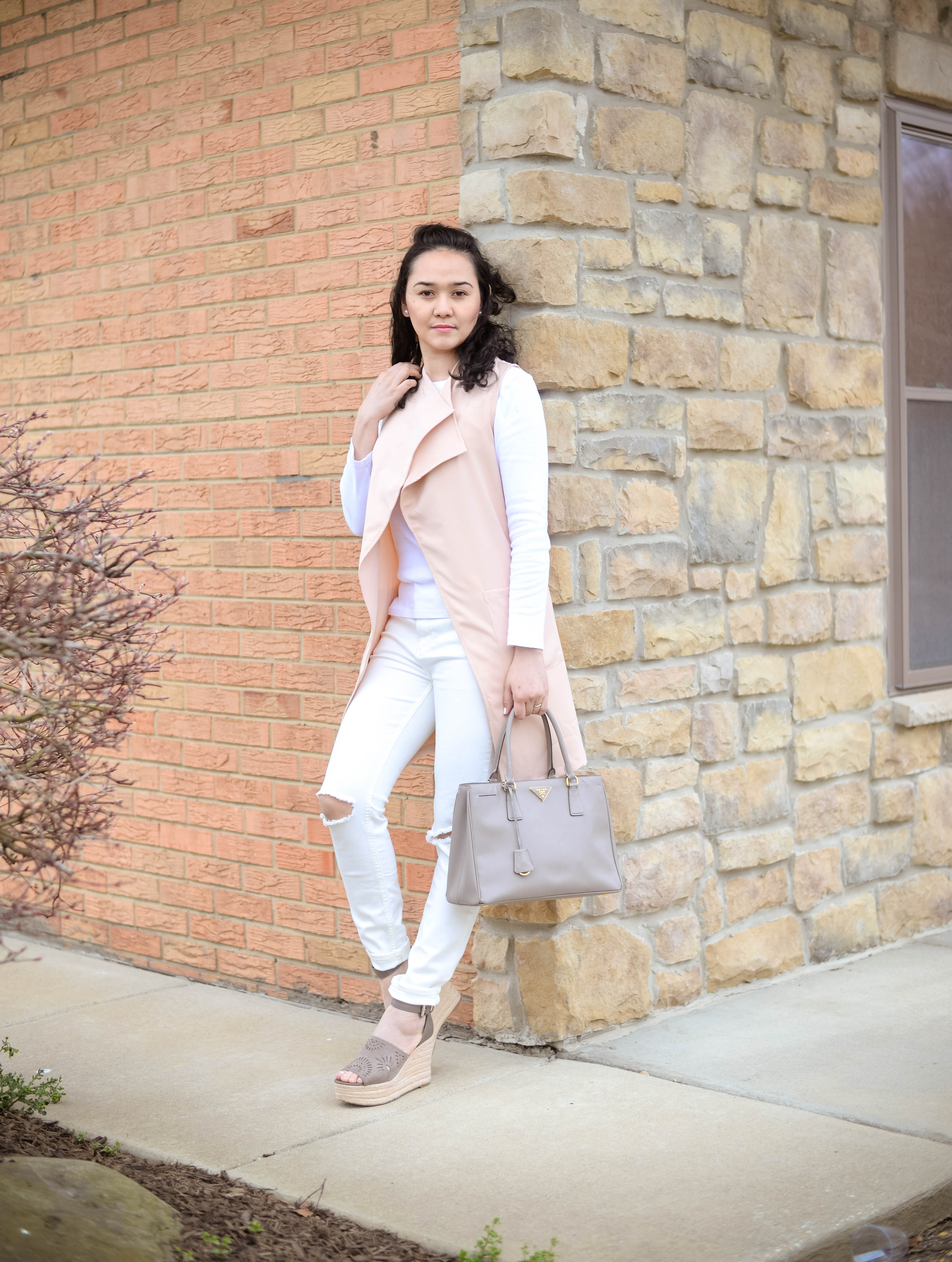 Simple Spring Casual Style and Shein Ultimate Coachella Giveaway