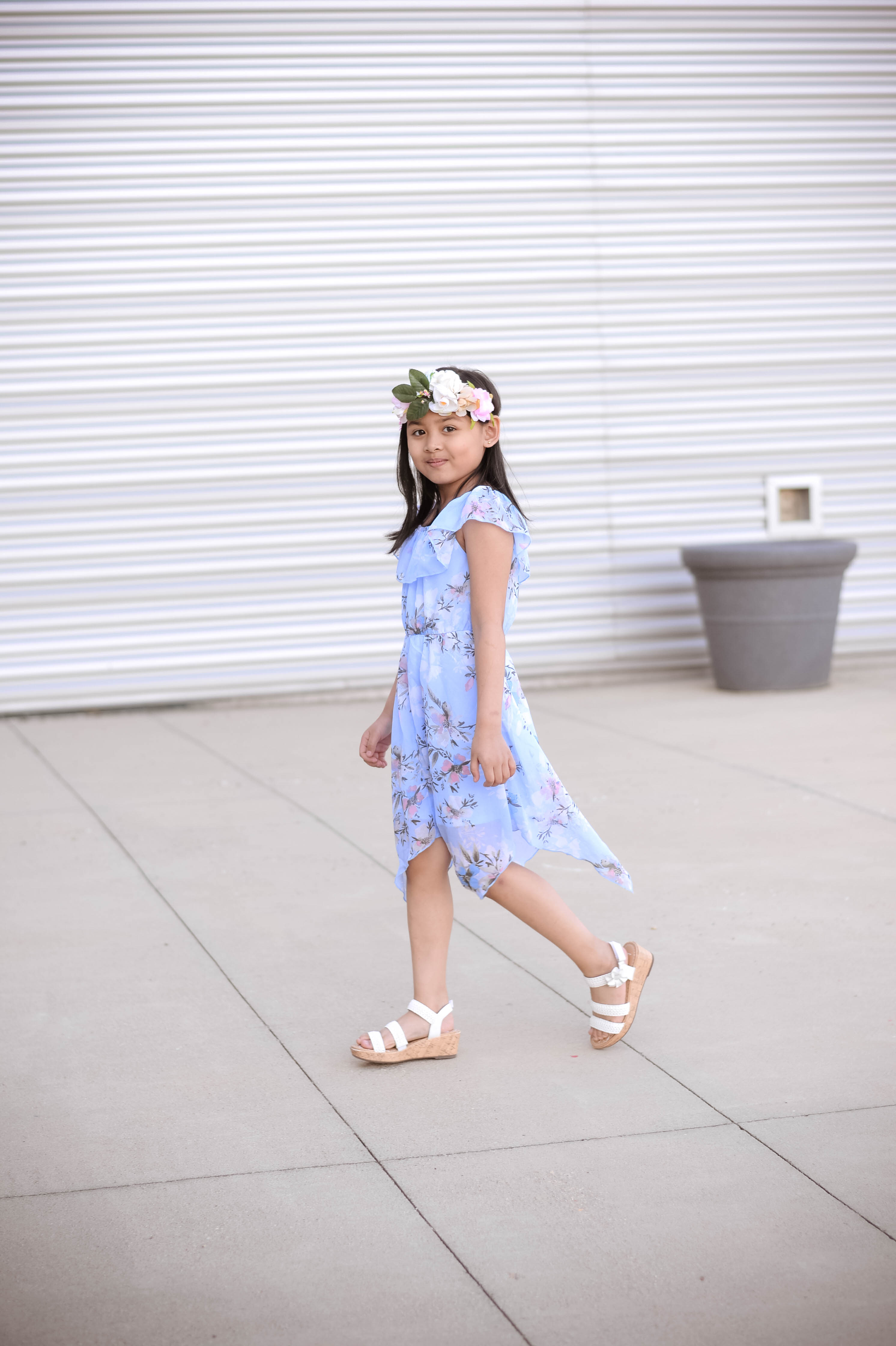 Mother and Daughter Spring Dresses