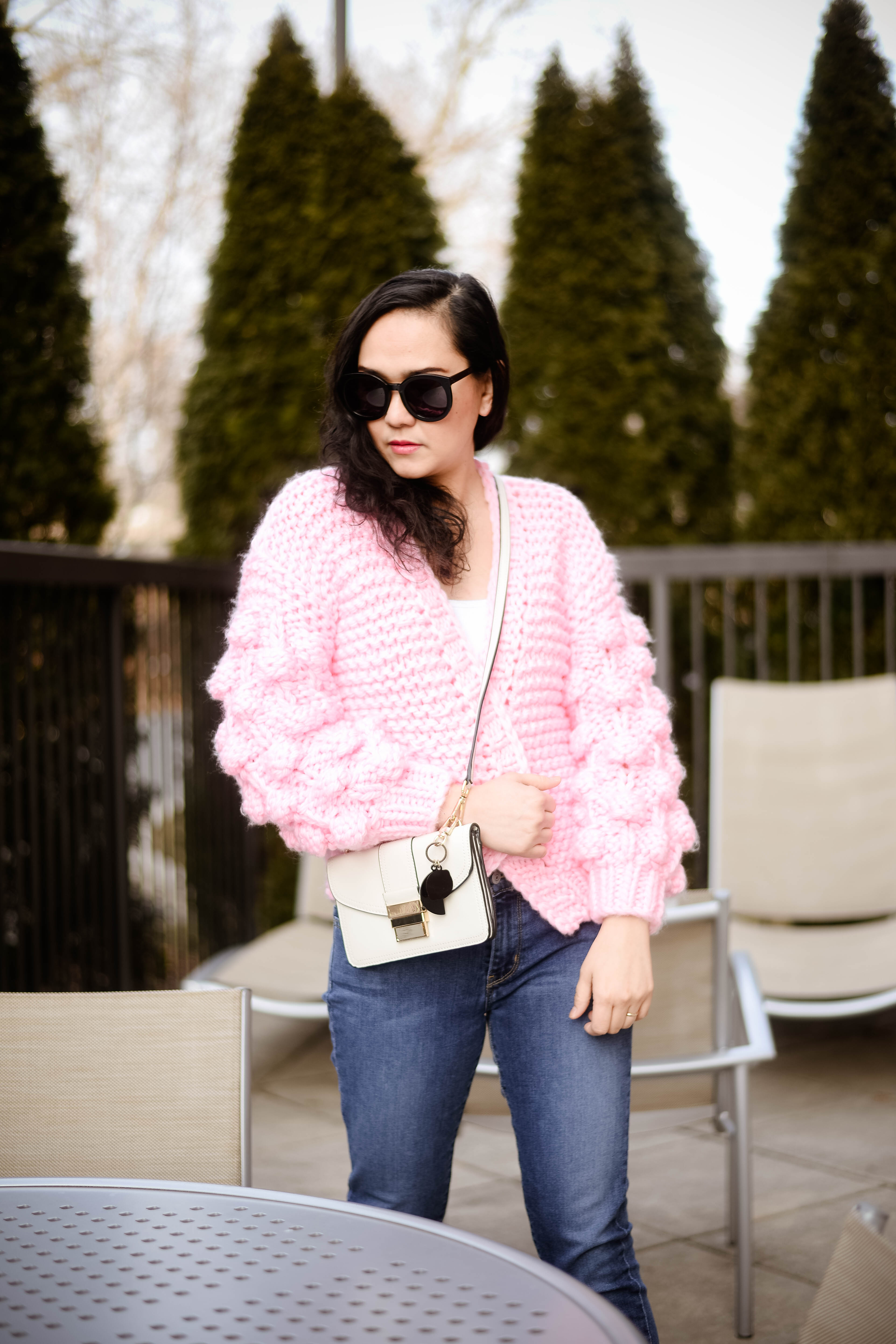 Chunky Knit Sweater Everyday