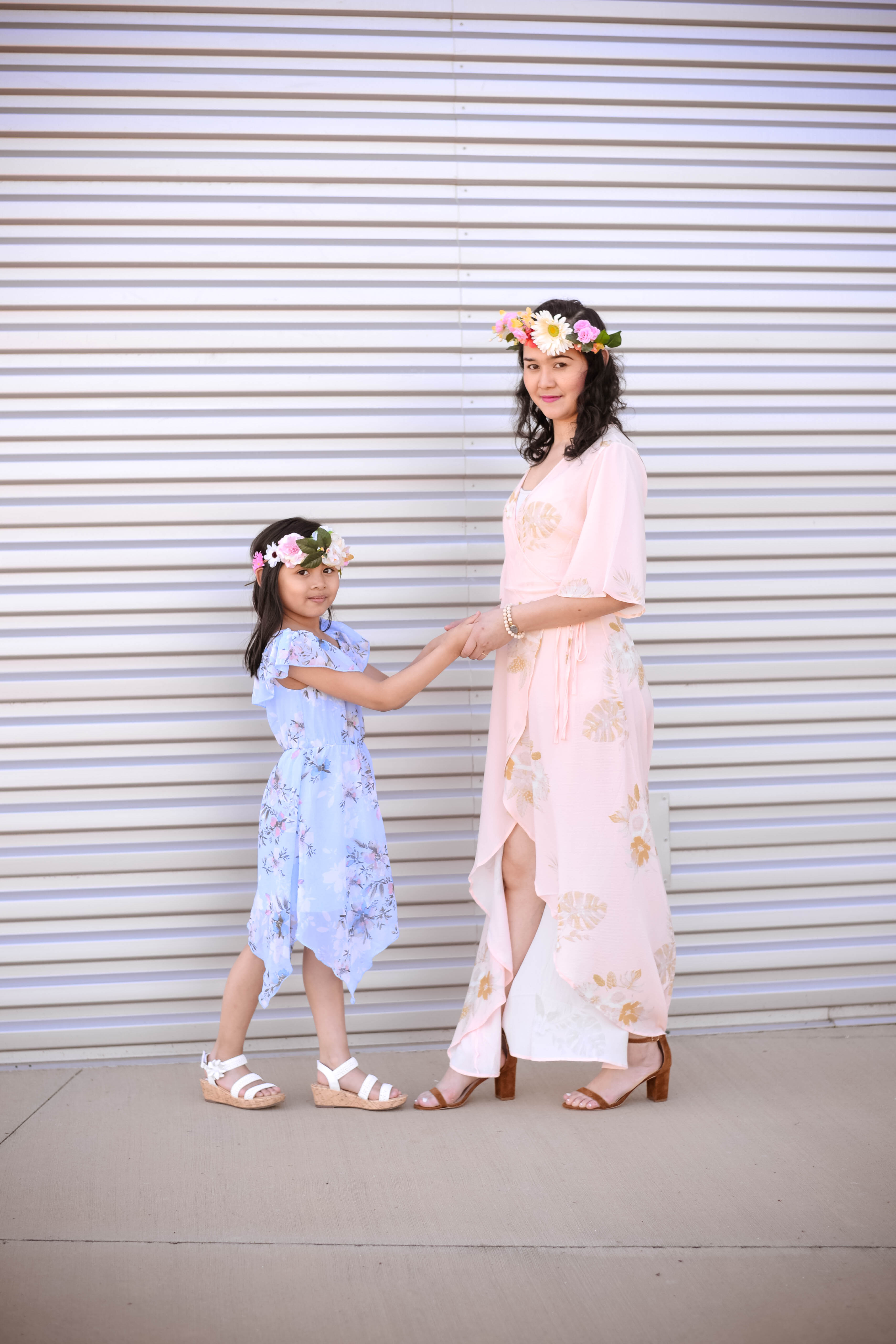 Mom And Daughter Bedroom Ideas: Mother And Daughter Spring Dresses